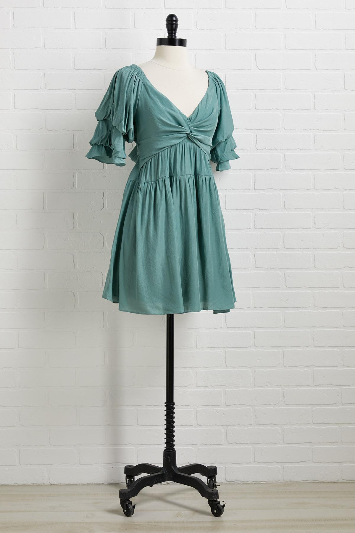 Loves Me Knot Dress