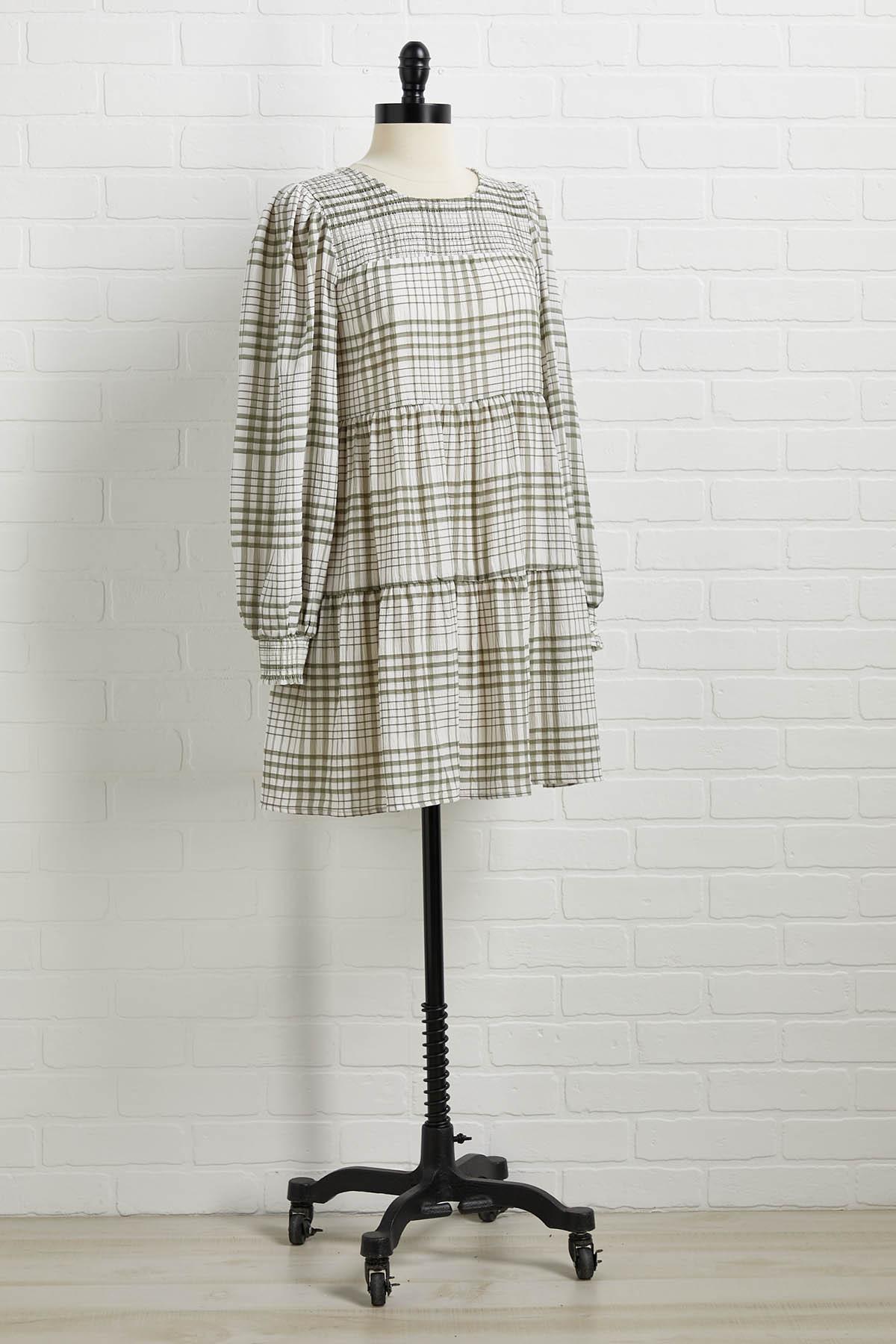 ` Fit Check Dress