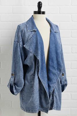 have a drape day jacket