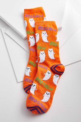 boo crew socks