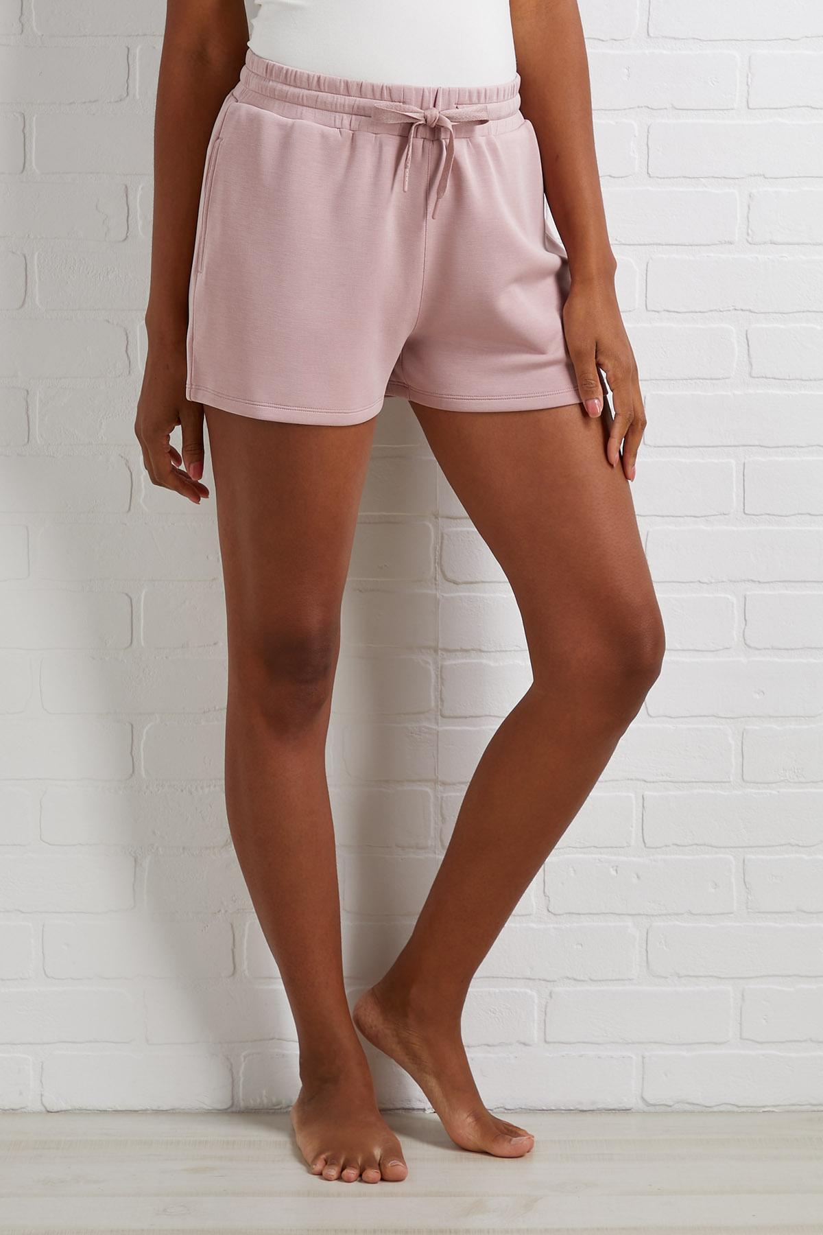 Smooth As Silk Shorts