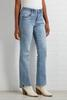 Two Step Bootcut Jeans