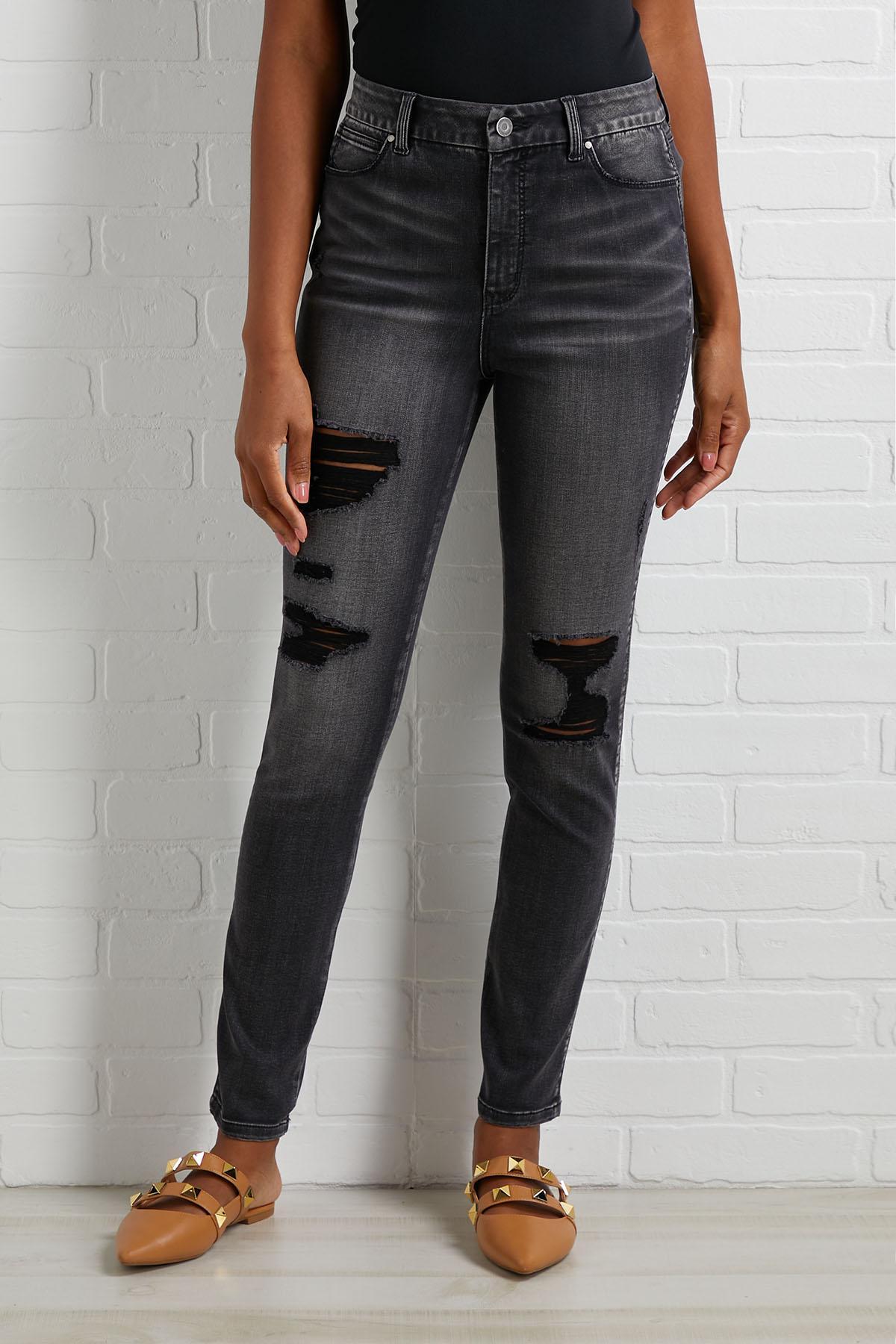 Back To Black Jeans
