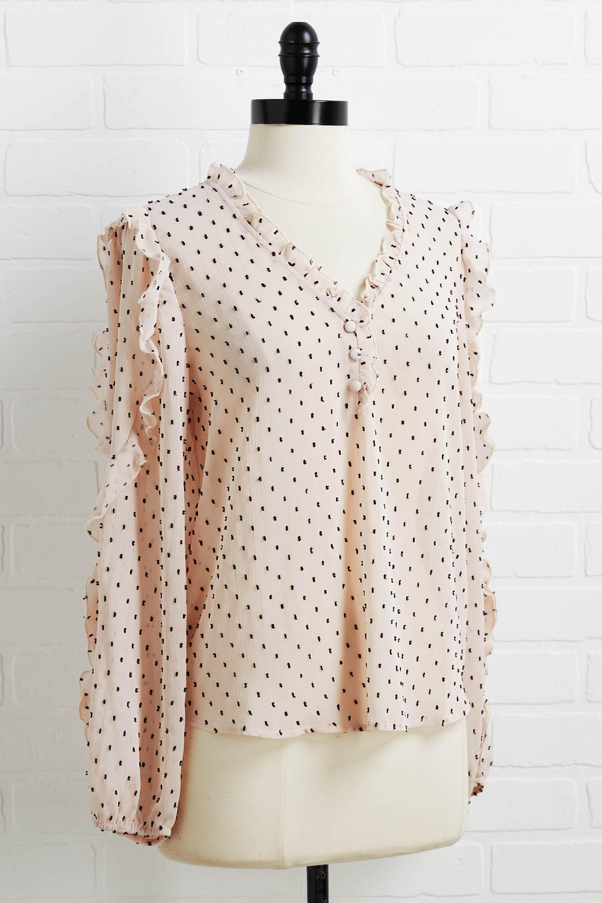 The Dot Of You Top