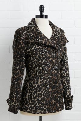 wooly like you jacket