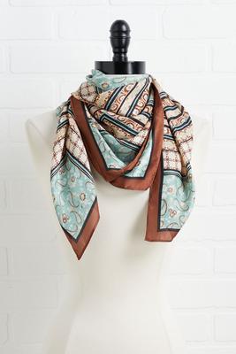 bohemian beauty neckerchief