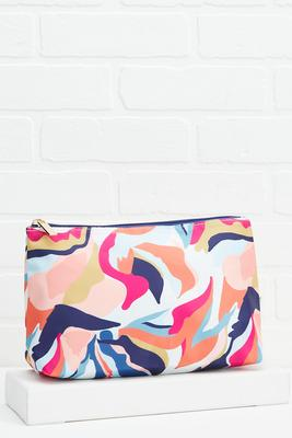 girl on the go travel pouch