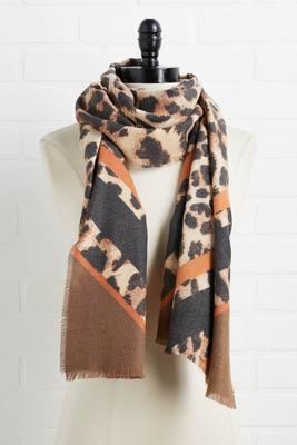 it`s a jungle out there scarf