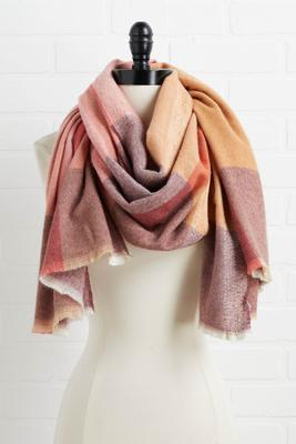 chilly mornings scarf