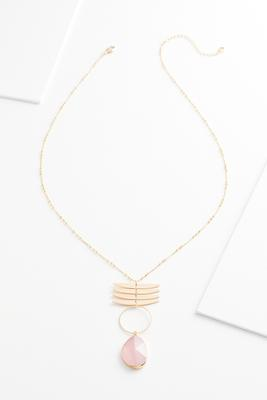 precious charm necklace