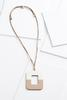 Corded Statement Necklace