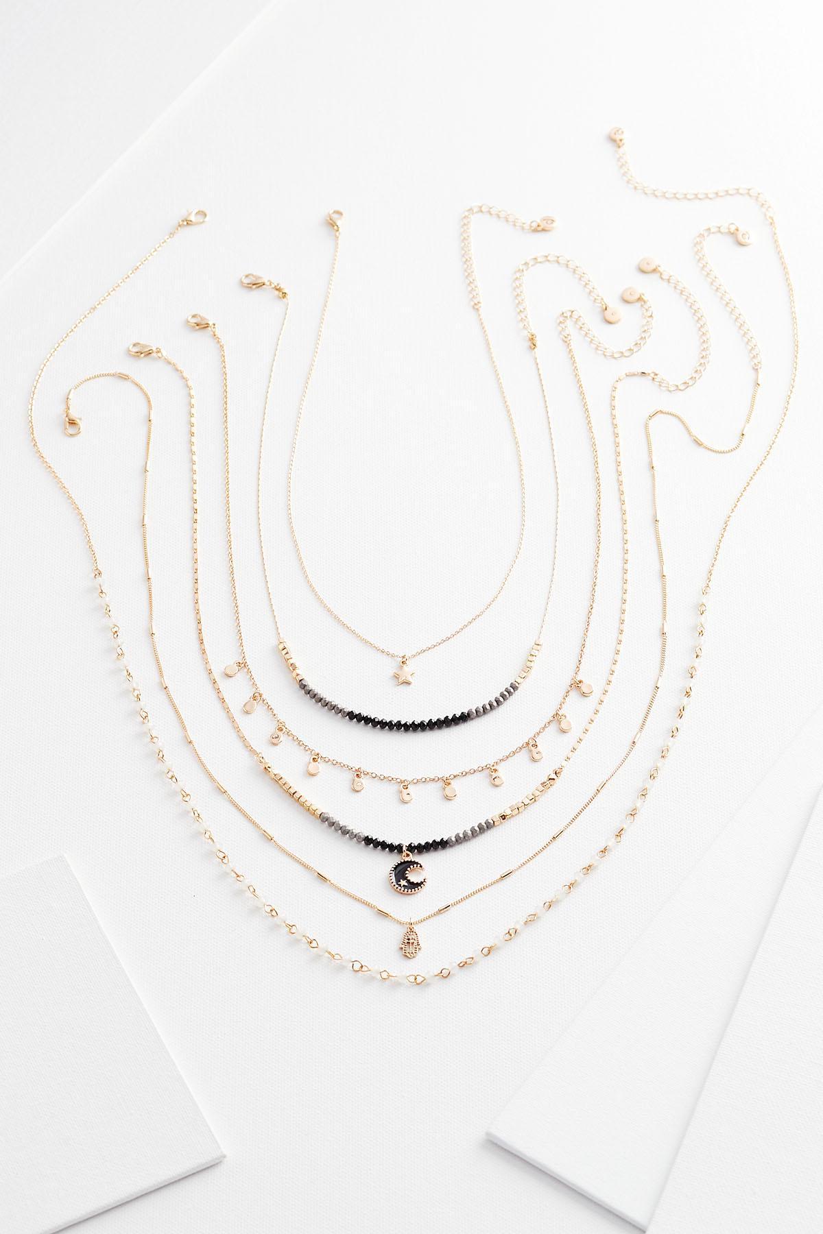 Celestial Pendant Necklace