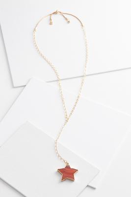 star pendant y necklace