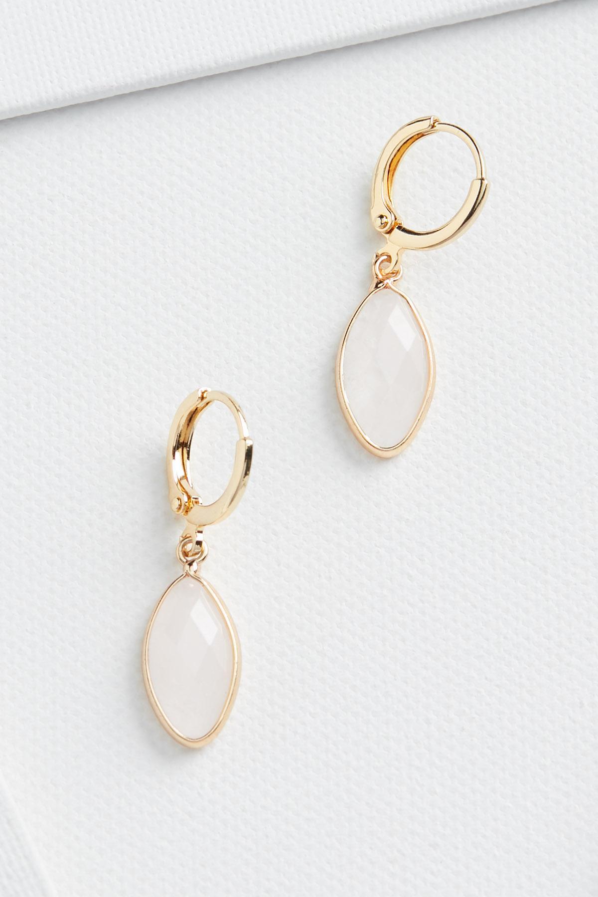 Cateye Dangle Earrings