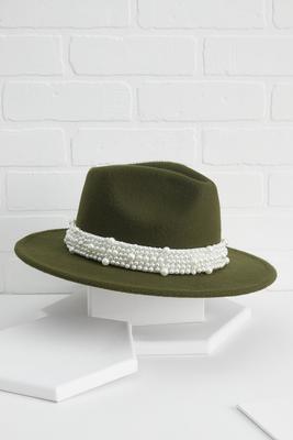 pretty as a pearl hat