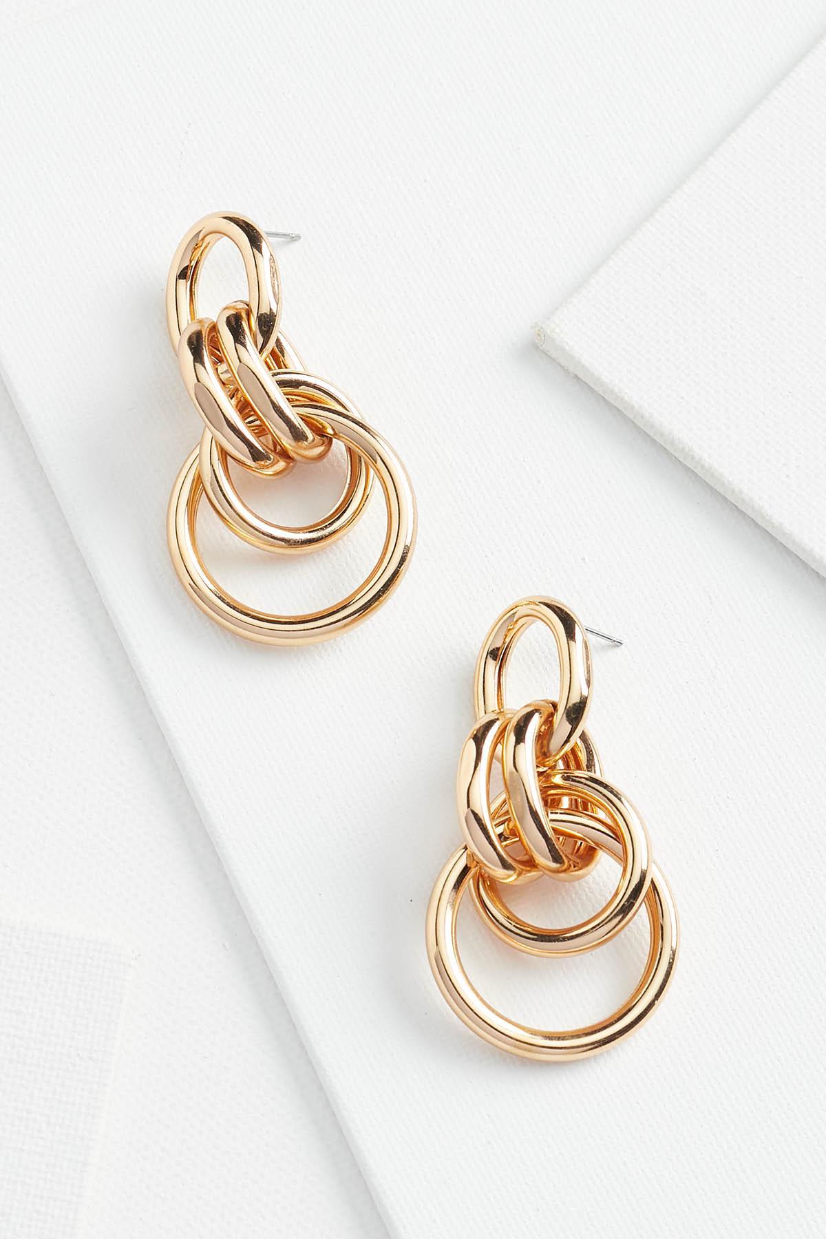 Statement Chain Earrings