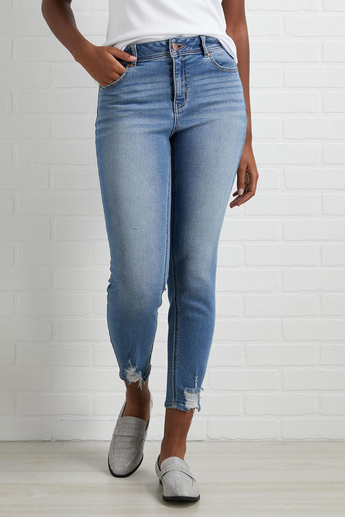 Blue Me Away Jeans