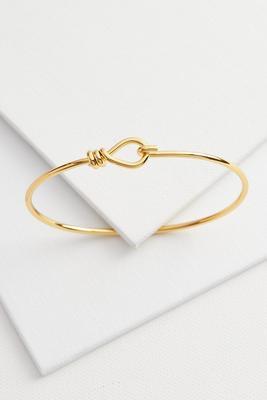 18k bangle bracelet