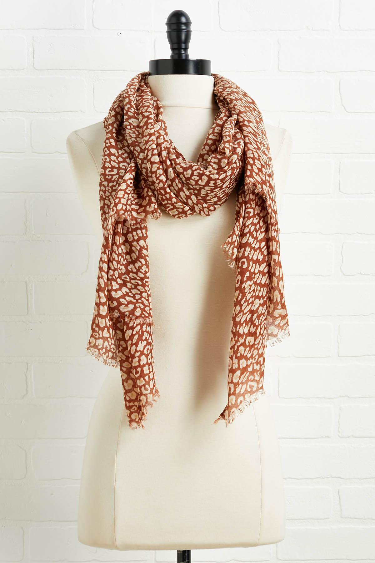 Spicy And Wild Scarf