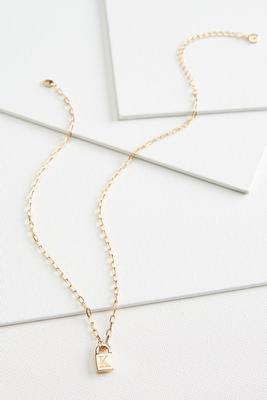 k locket pendant necklace