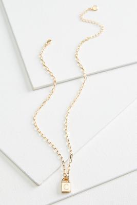 c locket pendant necklace