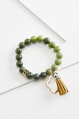 tassel bracelet