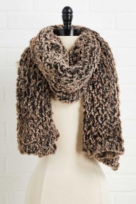 snuggle season oblong scarf