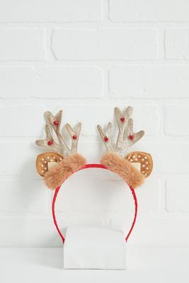 oh deer! sparkly headband