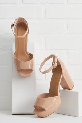 patented idea heels