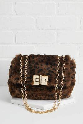 cheetah girl bag
