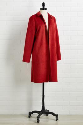 friend or faux jacket