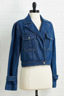 she`s trendy jacket
