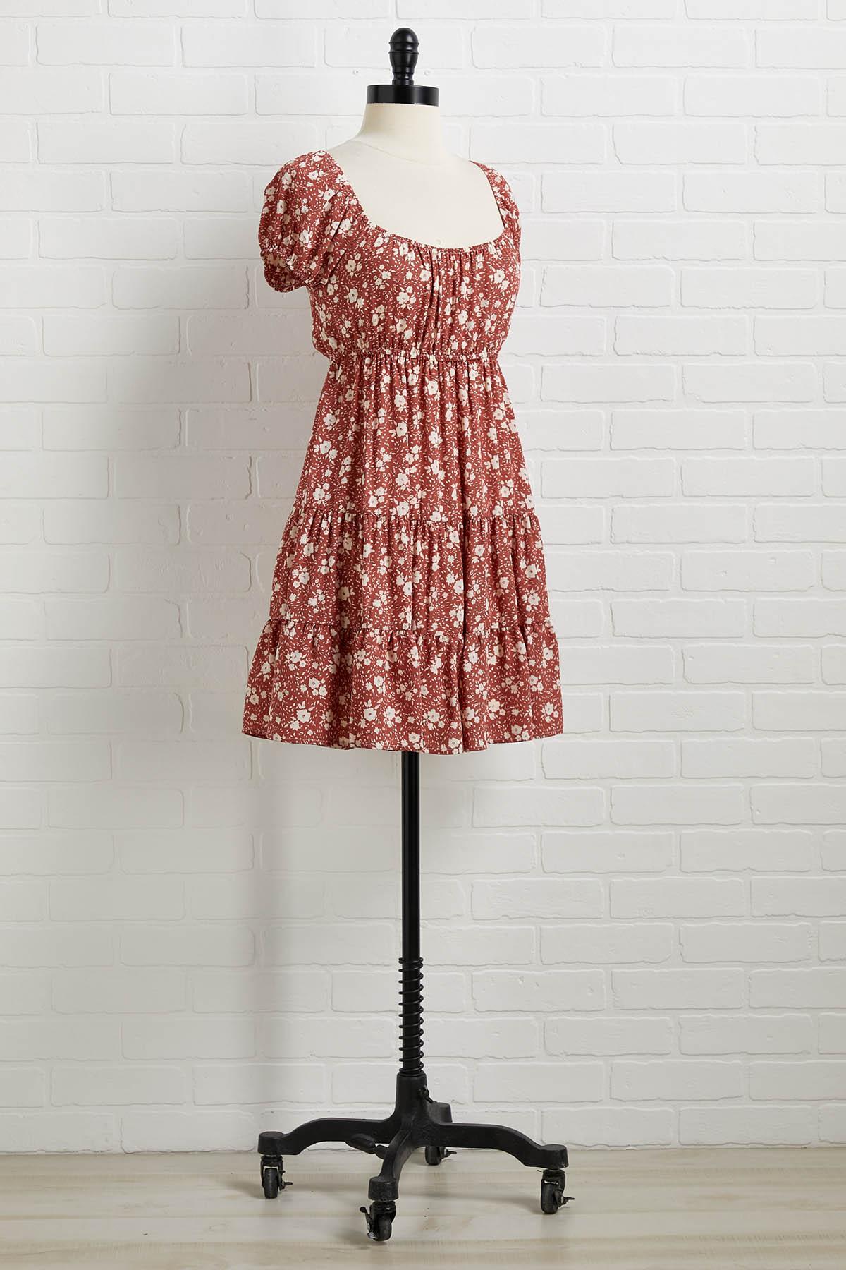 Apple Blossom Dress
