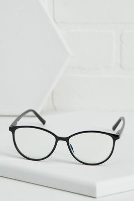 black blue light reader glasses