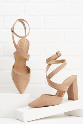 point me to you heels