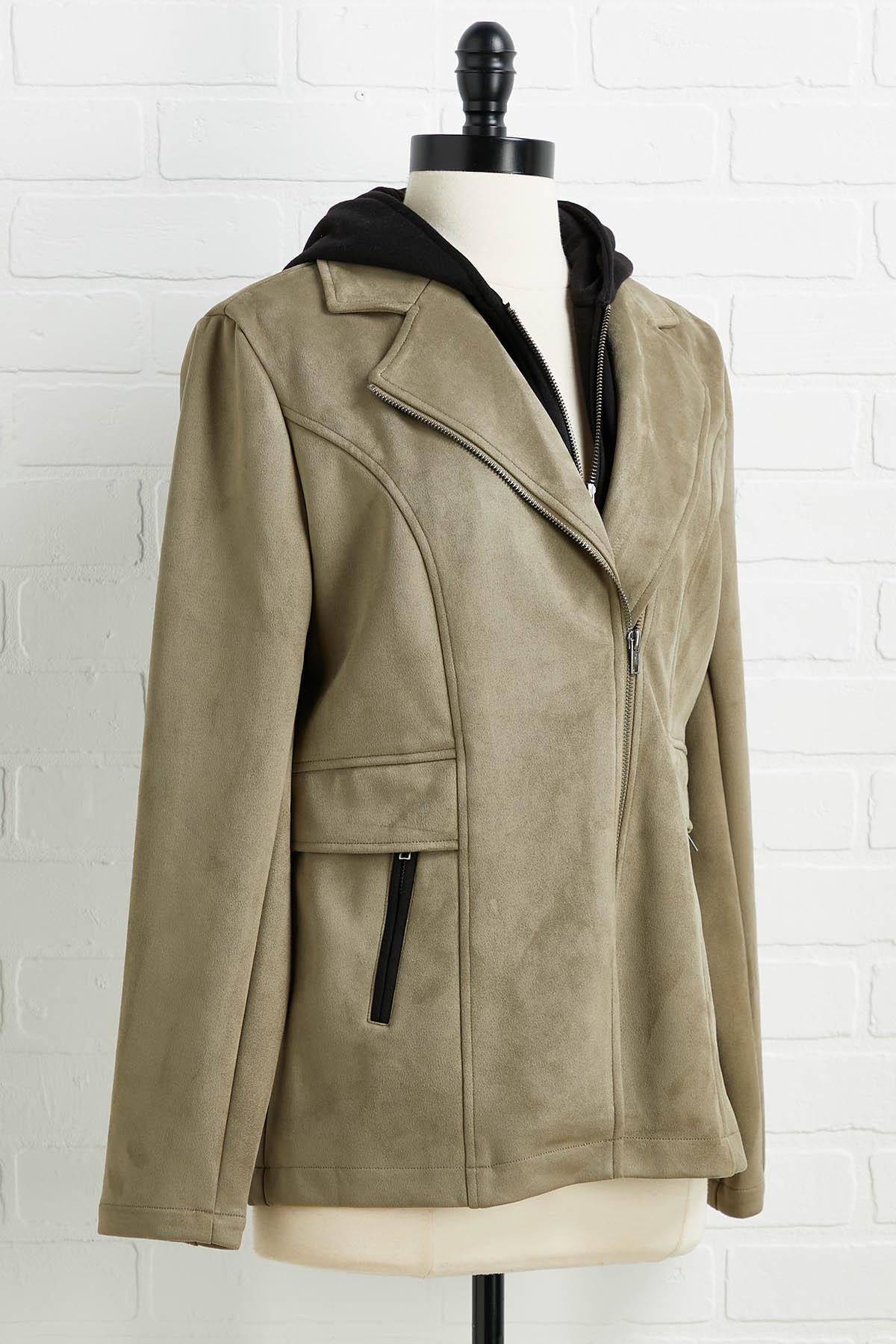 Twofer One Jacket