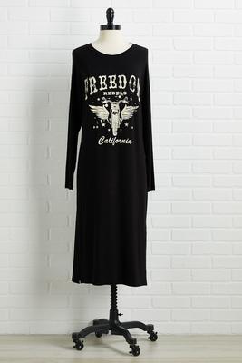 freedom rebel dress
