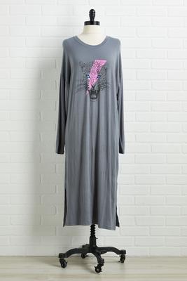 gotta bolt dress