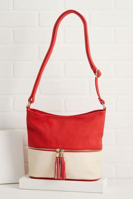 red-y for fall bag