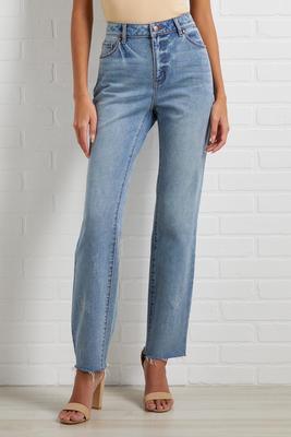 blue skies jeans