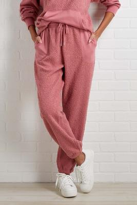 pass the rose joggers
