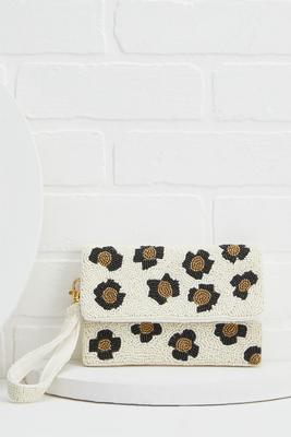 wild and glam clutch