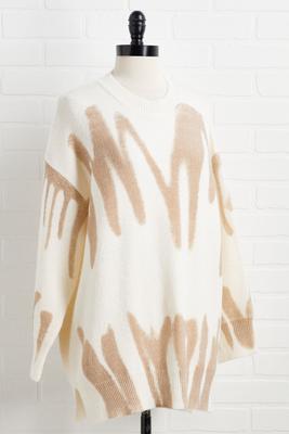 latte of love sweater