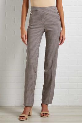 up or brown pants