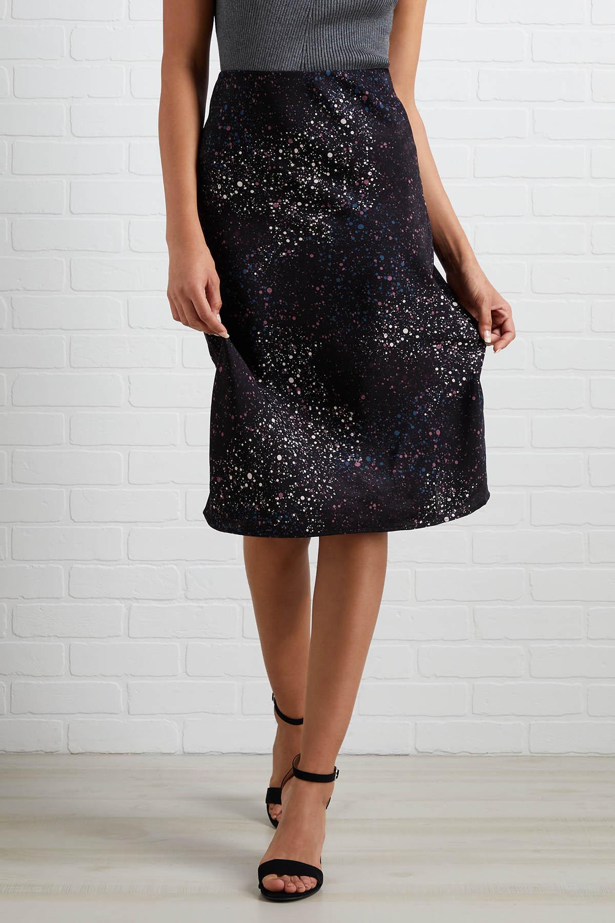 Painted Love Skirt