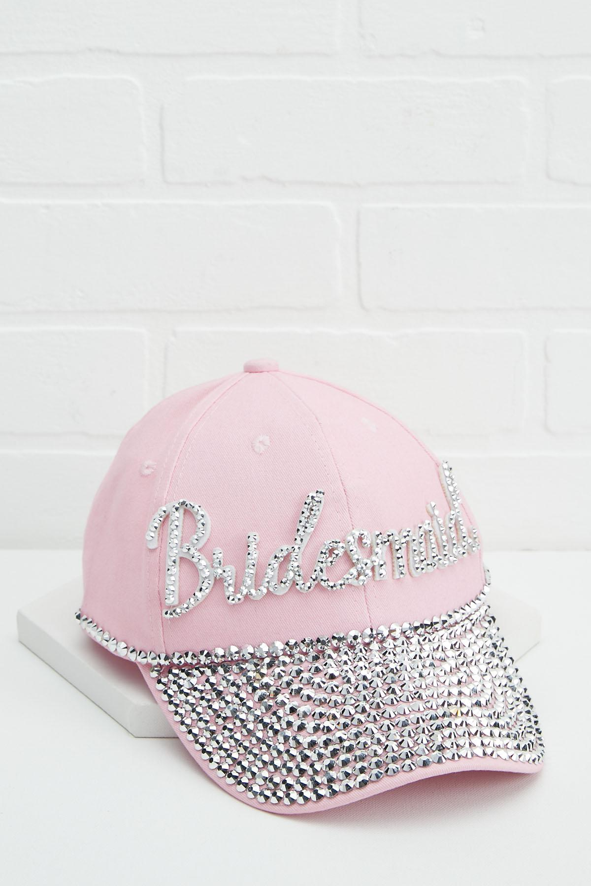 Blingy Bridesmaid Hat