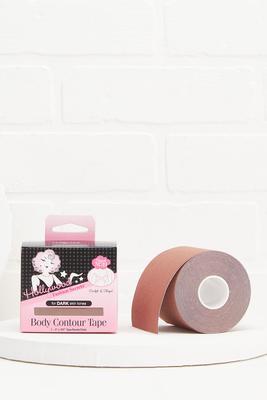 body contour fashion tape