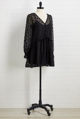 black to black champions dress