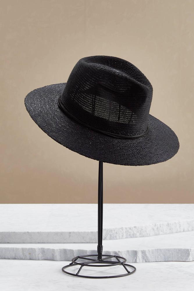 Double Band Panama Hat
