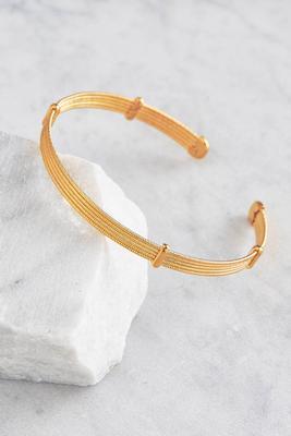 band bound cuff bracelet
